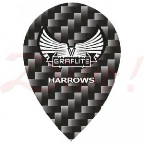 PLUMA HARROWS GRAFLITE PERA NEGRA