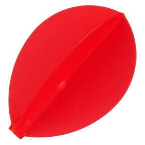 PLUMAS FIT FLIGHT PERA ROJA 6 UNIDADES