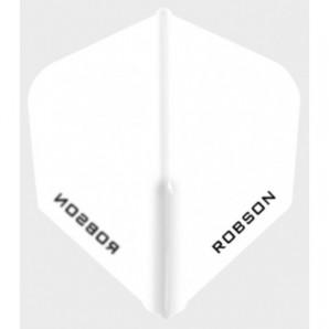 PLUMA ROBSON STD BLANCA