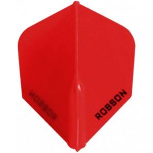 PLUMA ROBSON STD SMALL ROJA