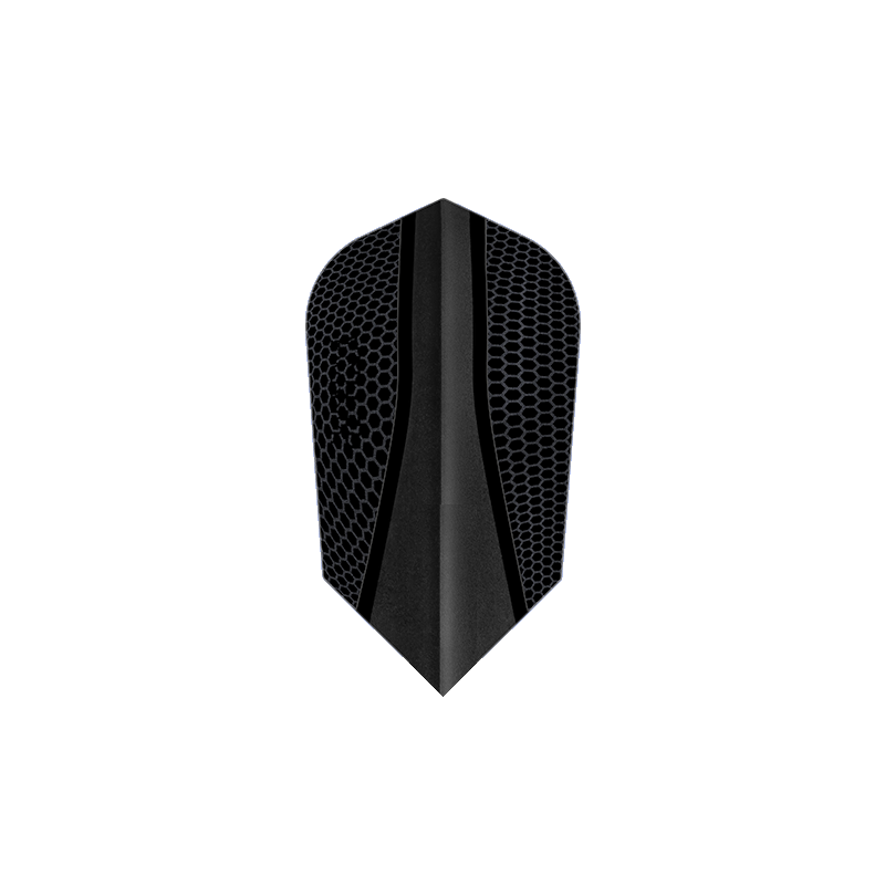 PLUMA HARROWS RETINA SLIM NEGRA