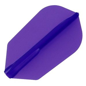 PLUMAS FIT FLIGHT SLIM MORADO 6 UNIDADES