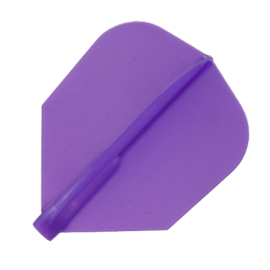 PLUMAS FIT FLIGHT SHAPE MORADO 6 UNIDADES