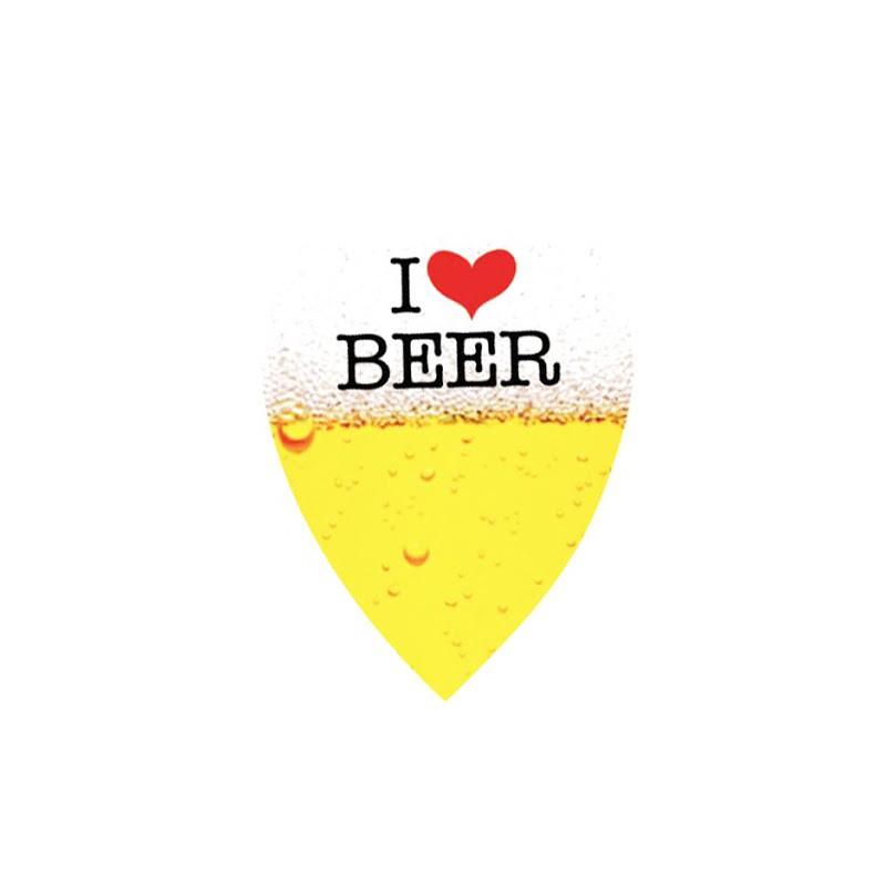 PLUMA HARROWS PERA LOVE BEER